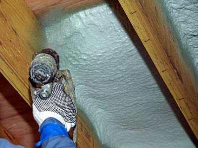 Утепление домов пеной и другими материалами – здоровая конкуренция