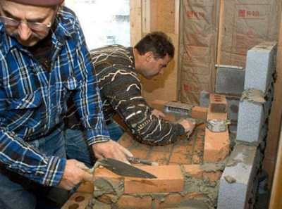 Как построить камин качественно и безопасно?