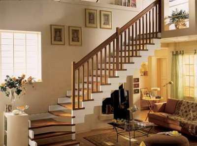 Деревянные маршевые лестницы – надежность, комфорт, красота