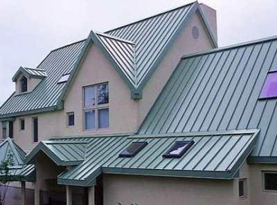Крыша из металлочерепицы – качество против цены