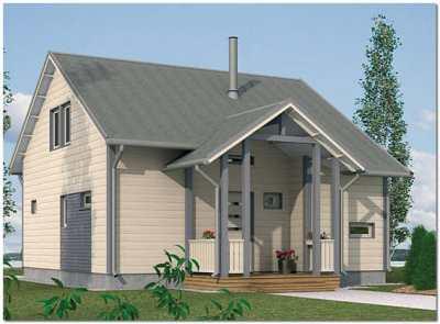 Быстровозводимые сборные дома из сэндвич-панелей. Строительство дома из сэндвич-панелей