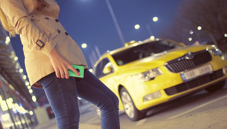 Такси на дачу