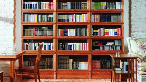 Личная библиотека дома