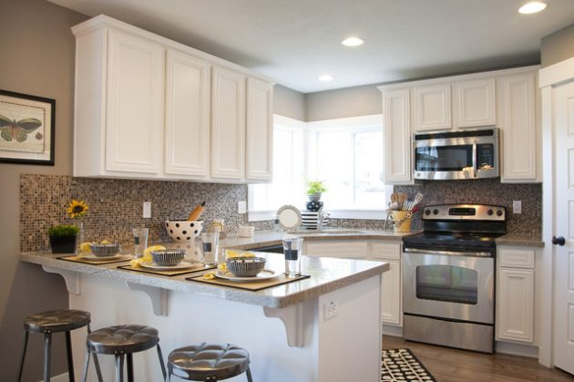 Угловые кухни для Вашего дома